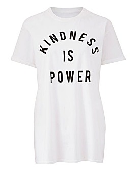 Kindness is Power Charity T-Shirt
