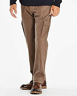 W&B Brown Cargo Trousers