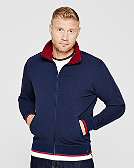 Flintoff By Jacamo Track Top