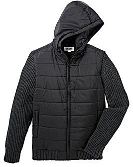 Jacamo Knitted Sleeve Jacket