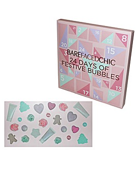Chic Festive Bubbles Advent Calendar