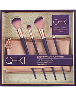Q-KI Essential Brush Travel Kit