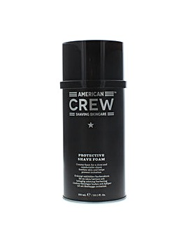American Crew Protective Shave Foam - Soothes Skin  Prevents Irritation