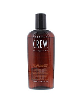 American Crew Power Cleanser Style Remover Daily Shampoo - All Hair Types