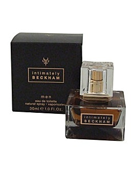 Beckham Intimately Him 30ml EDT Spray