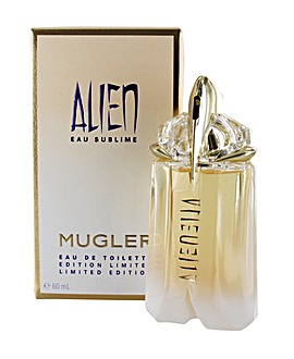 T Mugler Alien Eau Sublime 60ml EDT