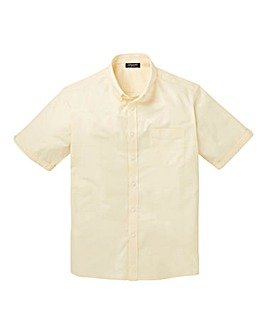 Capsule Short Sleeve Oxford Shirt Regular