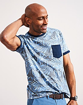 Short Sleeve All Over Print T-Shirt