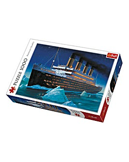 1000pc Titanic Puzzle