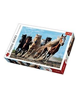 1000pc Horses Puzzle