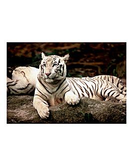 1500 White Tiger Puzzle