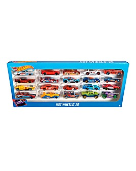 Hot Wheels 20 Car Giftpack Assorted
