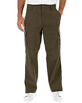 Cargo Trousers 27in