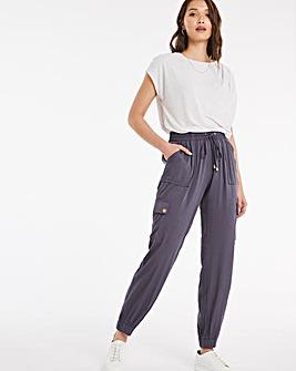 Pocket Detail Utility Jogger Trousers Regular