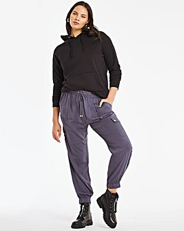 Pocket Detail Utility Jogger Trousers Regular