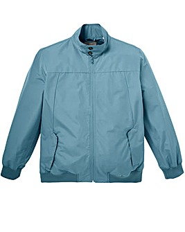 W&B Blue Lightweight Jacket Regular