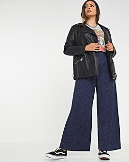 Animal Supersoft Wide Leg Trousers