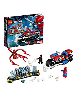 LEGO Spider-Man Bike Rescue