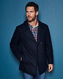 WILLIAMS & BROWN Pea Coat
