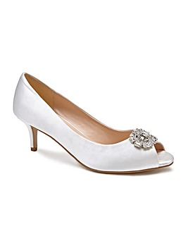 Paradox London PRUNELLA PEEP TOES