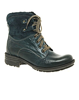 Josef Seibel Sue Womens Lace Up Boots