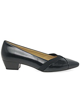 Gabor Opera Womens Contrast Court Shoes