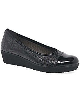 Gabor Orient Womens Wide Fit Shoes