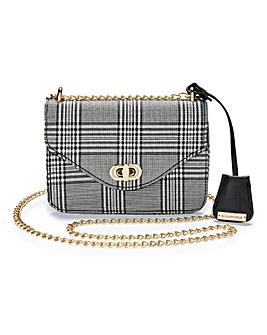Glamorous Checked Bag