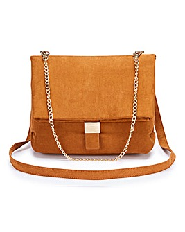 FOLDOVER MULTISTRAP BAG