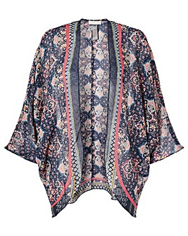 Monsoon HERITAGE PRINT COCOON COVER UP