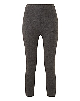 High Waist Crop Leggings