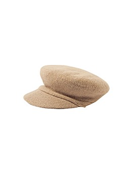 Monsoon Boucle Baker Boy Hat