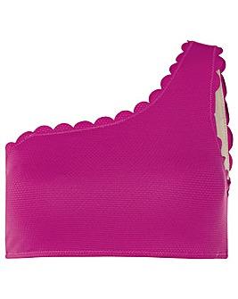 Monsoon Marosi One Shoulder Bikini Top