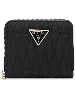 Guess Small Layla Zip Around Wallet