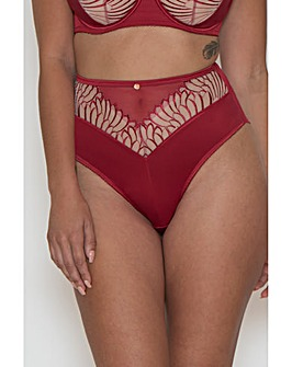 Scantilly by Curvy Kate Fallen Angel High Waist Brief