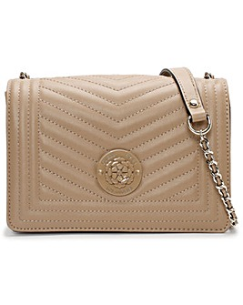Guess Lida Quilted Cross-Body Bag