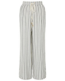 Accessorize STRIPE BEACH TROUSER