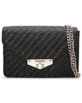 Valentino Bags Amanda Woven Pochette Bag