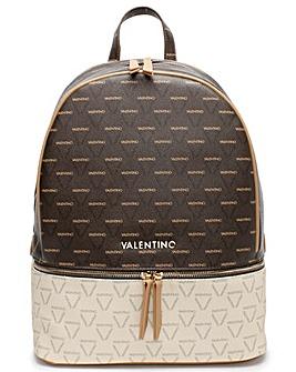 Valentino Bags Lita Repeat Logo Backpack