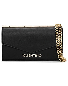Valentino Bags Amalia Structured Wallet On A Chain