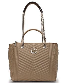Guess Lida Society Satchel Bag