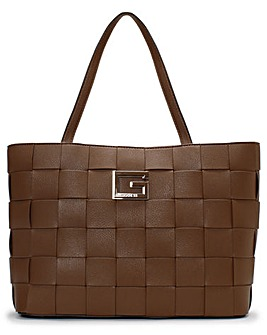 Guess Liberty City Top Zip Tote Bag