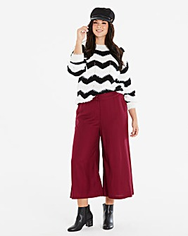 Tall Wide Leg Culottes