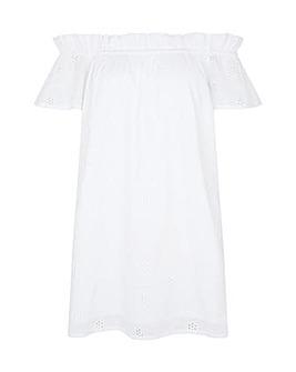 Accessorize SCHIFFLY BARDOT DRESS