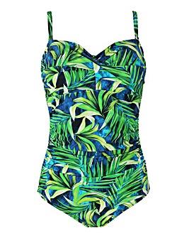 Pour Moi Free Spirit Strapless Control Swimsuit
