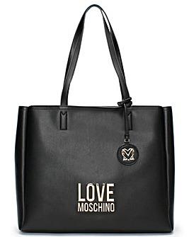 Love Moschino Logo Shopper Bag