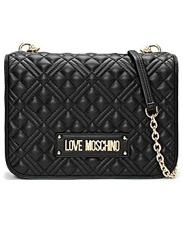 Love Moschino Quilted Chain II Shoulder Bag