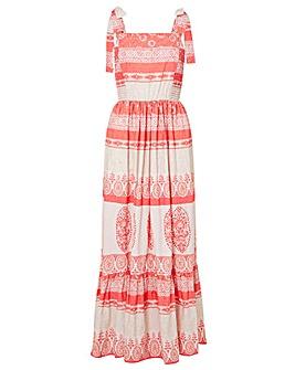 Monsoon Andora Printed Dress
