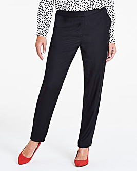 Tapered Harem Trousers Regular