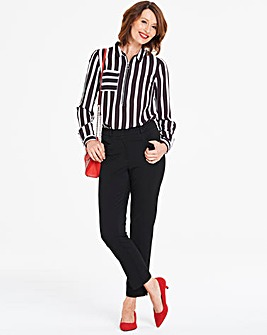 Petite Everyday Kate Slim Leg Trousers